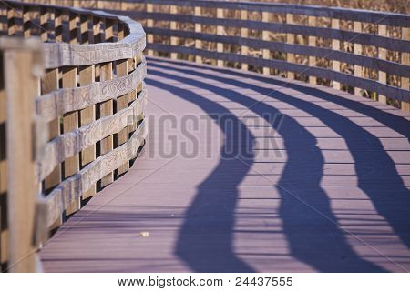 Walking Deck In Antigo
