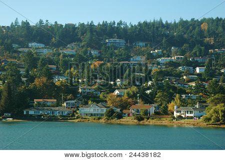Village on the Coast