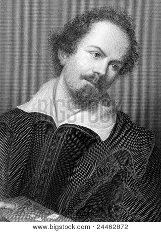 Tiberio di Tito (1573-1627). Engraved by G.Fosella and published in Uffizi Gallery of Florence engraving collection, Italy, 1841.