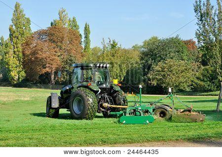 Grass Cutting Equipment