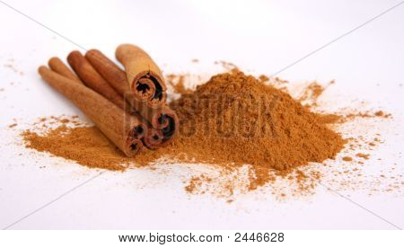 Cinnamon - Three Sticks And Powder