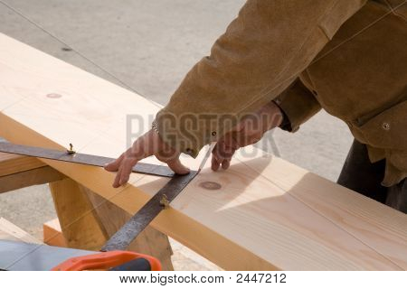 Measure Twice And Cut Once!