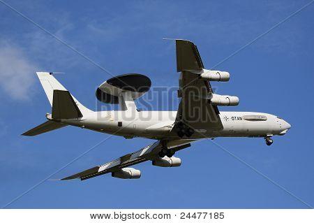 Boeing E-3 Sentry AWACS plane