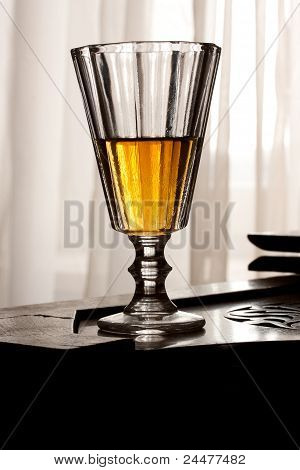 Old Style Liquor Glass