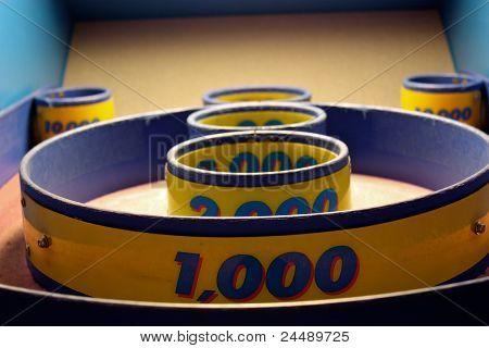 Skeet Ball Rings