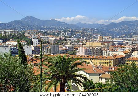 City Of Nice, France