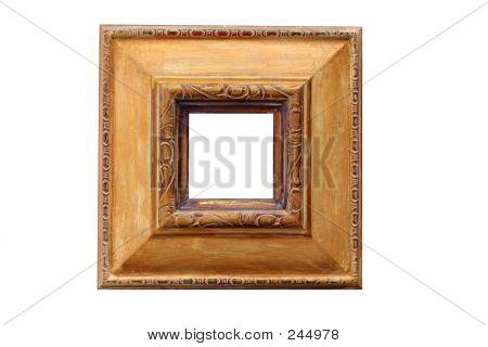 Ornate Carved Frame