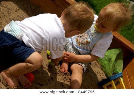 Sandpit Buddies