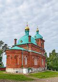 Church Of The Resurrection Of Christ On Valaam Island, Russia poster