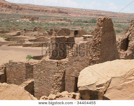 Chaco Ruins 1