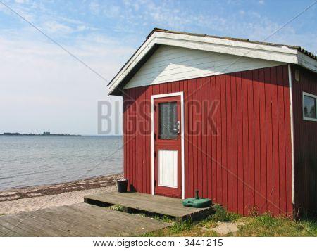 Small Beautiful Summerhouse
