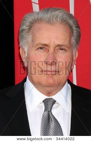 LOS ANGELES - JUN 28:  Martin Sheen arrives at the