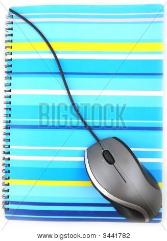 Notebook e mouse