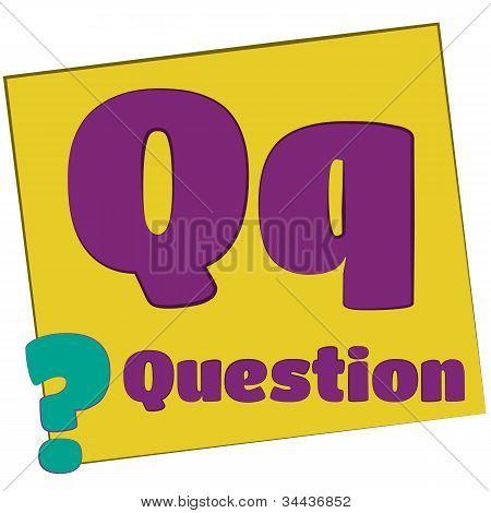 Q-question