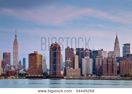 Manhattan, New York City.