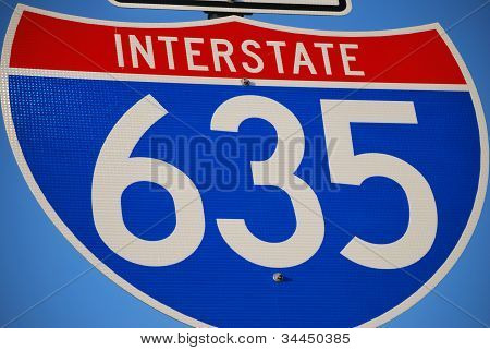 Interstate Highway Shield