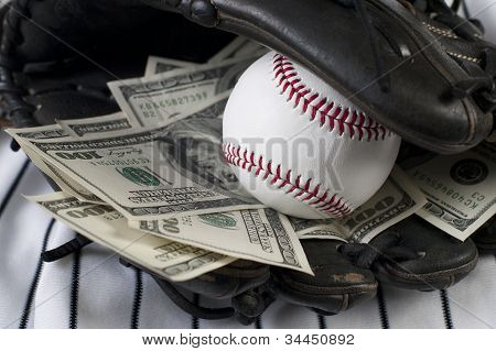 Business Of Baseball And Money