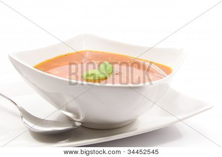 creamed tomato soup