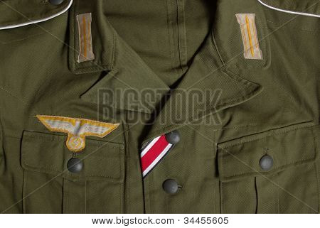 German tropical uniform