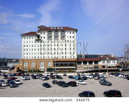 Old Boardwalk Hotel