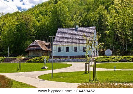 Nikola Tesla Birth House Memorial Center