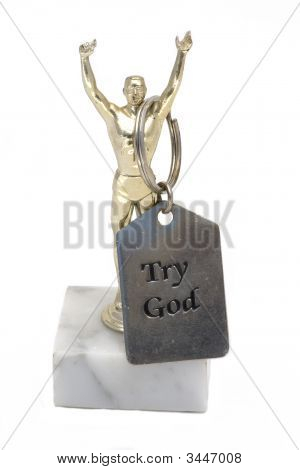 Try God Trophy