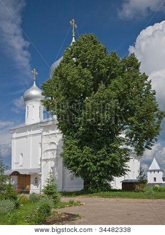 Saint Nikita Orthodox cathedral