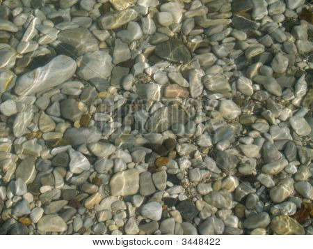 Smooth Sea Stone