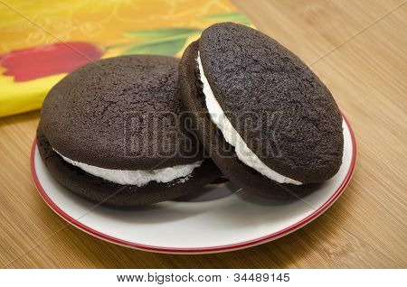 Delicious Whoopie Pies