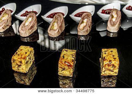 Arrangement Of Food