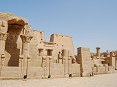 pic of horus  - Edfu Temple Is The Temple Of Falcon God Horus In Egypt - JPG