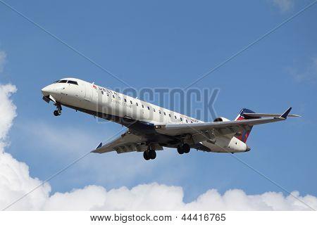 Delta Connection (comair) Bombardier Crj-701