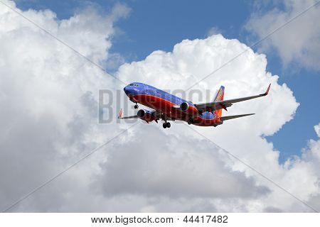 Southwest Airlines Warrior One 737-800