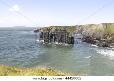 Atlantic Virgin Rock