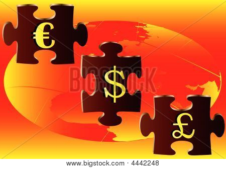 Currency Puzzle