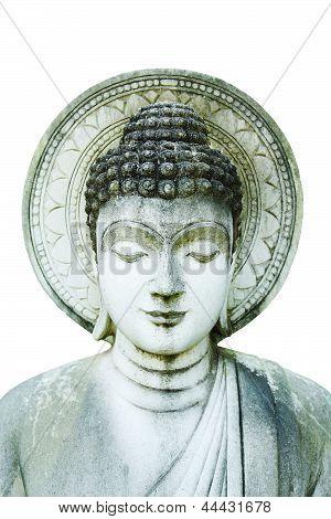 Stone Buddha Statue