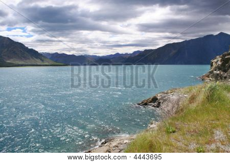 New Zealand, South Island Lae.