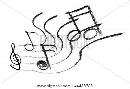 Icono de la música