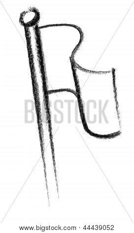 Icono de la bandera
