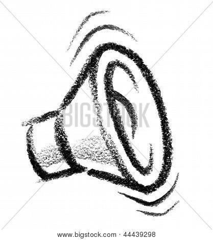Icono del altavoz
