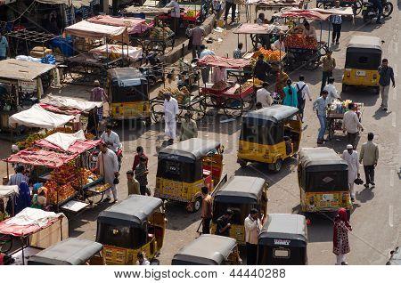 Charminar Bazaar, Hyderabad