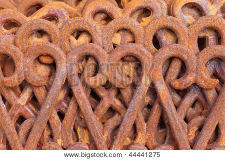 Rusted Hearts