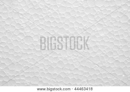 Photo of Foam polystyrene (Texture)