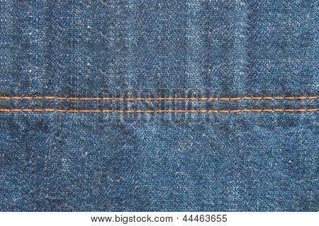 Photo of Dark Jeans (Texture)