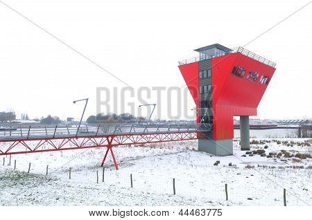 Kontrollraum Brücke