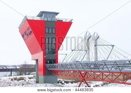 Bridge Control Room