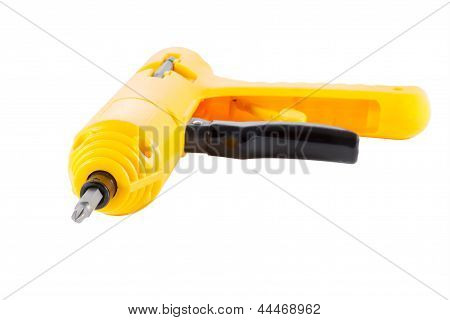 Yellow Screwdriver