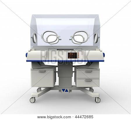 Modern Baby Incubator Hospital Equipment