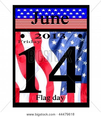2013 flag day icon