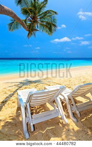 Beach For Relax